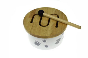 CLASSIC CALM WOODEN DRUM
