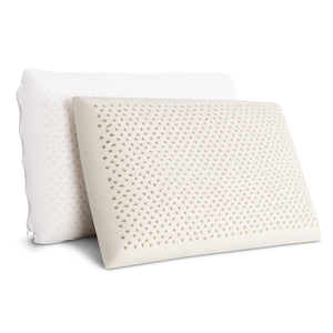 Giselle Bedding Set of 2 Natural Latex Pillow