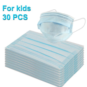 3-layered Protection Antiviral Face Mask for Kids