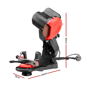 GIANTZ Chainsaw Sharpener Chain Saw Electric Grinder Bench Tool
