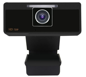 HIGH QUALITY FULL HD 720P USB2.0 WEBCAM BLACK