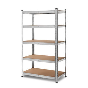 0.9M Warehouse Shelving Racking Storage Garage Steel Metal Shelves Rack