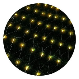 1000 LED Net Lights Warm White - Online Discounts