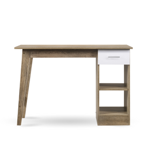 Computer Desk Oak - Online Discounts