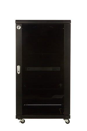 22RU 600mm Wide x 600mm Deep Server Rack