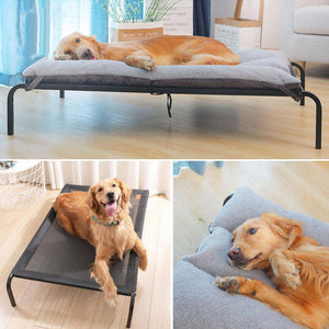 Dog Cat Relax Bench Bed M