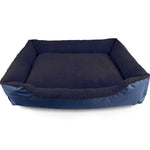 Pet Bed Mattress Dog Cat Pad Mat Cushion Soft Winter Warm X Large Blue