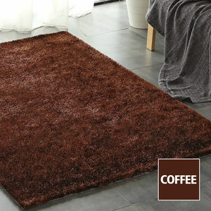 Floor Rugs Shaggy Rug Shag Area Confetti Carpet Soft Mat Extra Large Living Room