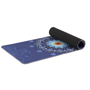 Dual Layer Eco Friendly Exercise Fitness Yoga Mat Type 1