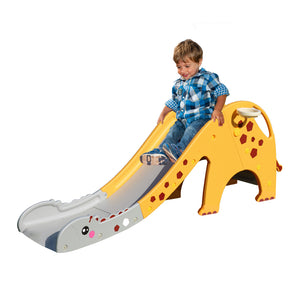 Kids Slide 160cm Extra Long Play Set Yellow