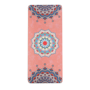 Dual Layer Eco Friendly Exercise Fitness Yoga Mat Type 4