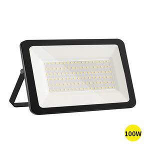 Emitto LED Flood Light 100W Outdoor Floodlights Lamp 220V-240V IP65 Cool White
