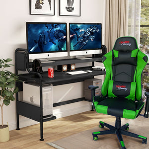 Gaming Racer Chair Green