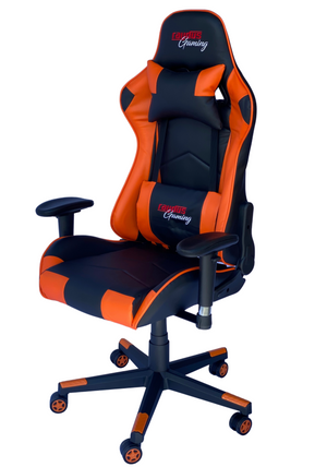 Gaming Racer Chair Orange