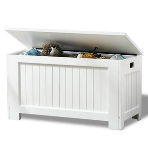 Kids Toy Box Chest Storage Cabinet Container Children Clothes Organiser