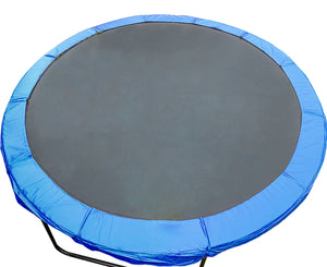 15ft Replacement Reinforced Outdoor Round Trampoline Safety Spring Pad