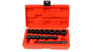 17pc Universal Clutch Aligning Tool Set