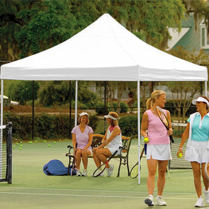 Gazebo Tent Marquee 3x3 PopUp Outdoor Wallaroo White