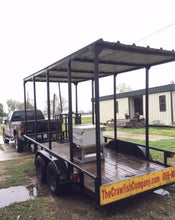 Pre-Owned Open Crawfish Trailer