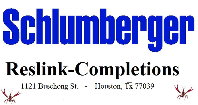 50% Deposit Request: (1 of 2 Payments) Reslink-Completions -Schlumberger