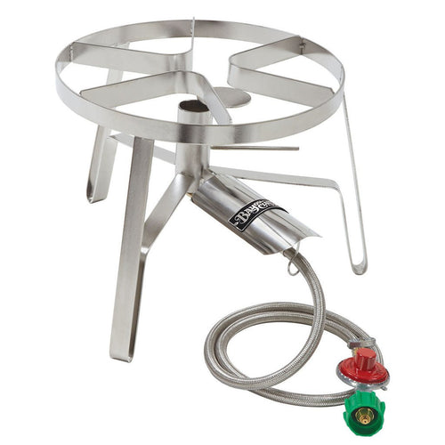 Stainless Single Jet Burner