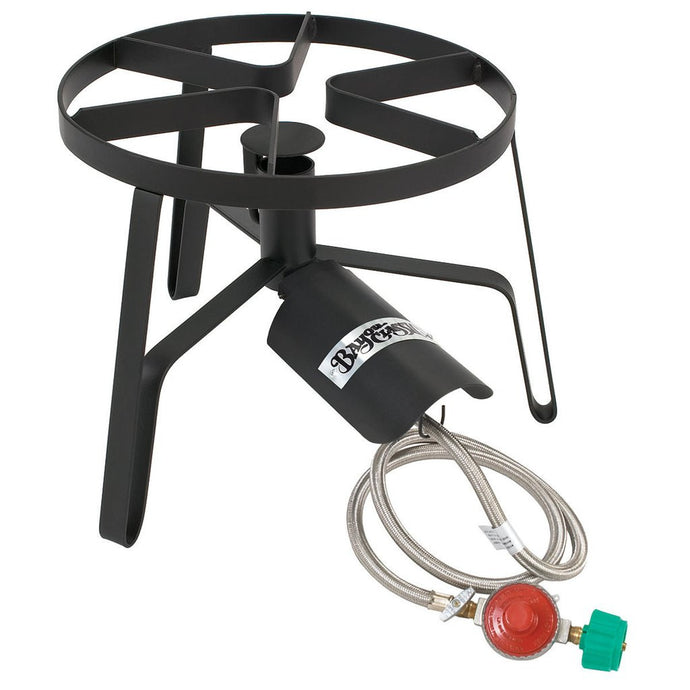 Single Jet Propane Burner
