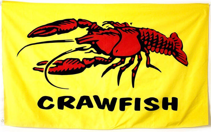 Crawfish Flags