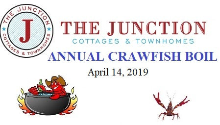 The Junction College Station Crawfish Boil