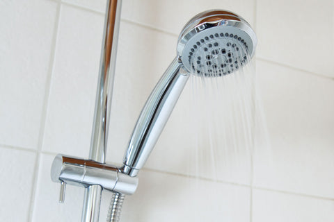 Something as simple as a removable shower head may save you a lot of time and effort.