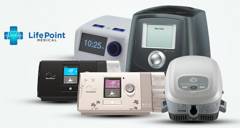 CPAP and BiPAP Machines
