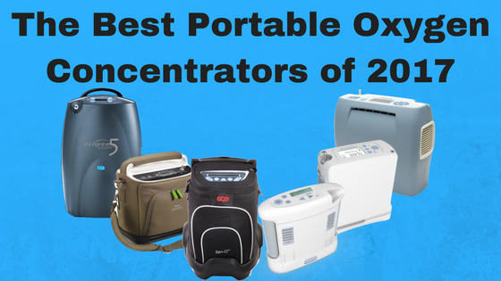 Best Portable Oxygen Concentrators of 2017