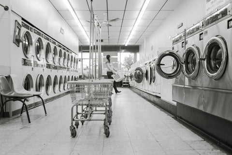 If you're still having trouble with laundry, you may need to outsource the work to a professional.