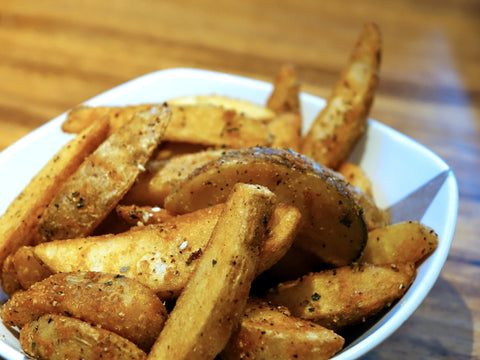 Fried foods are unhealthy and can make COPD symptoms worse.