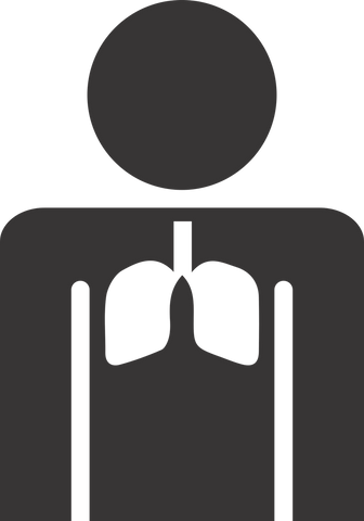 Bronchitis and emphysema usually result from smoking.