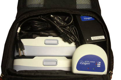 Inogen One G3 Portable Oxygen Concentrator Ultimate Freedom Package