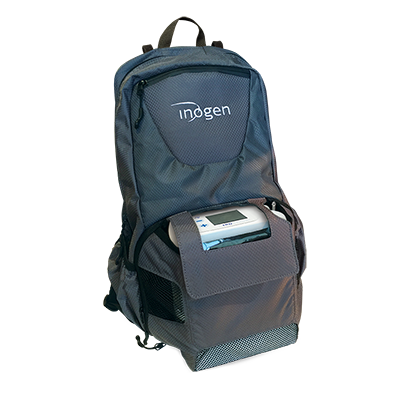 The G5 backpack is an all-in-one storage pack for all your G5 products.