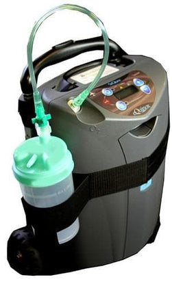 SeQual eQuinox Portable Oxygen Concentrator
