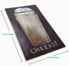 Image of Chocolate Greeting Card - Cheers