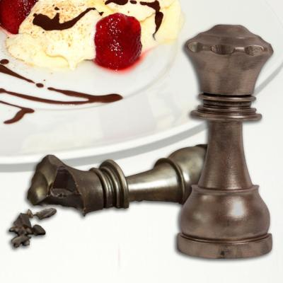 Chocolate Chess Queen