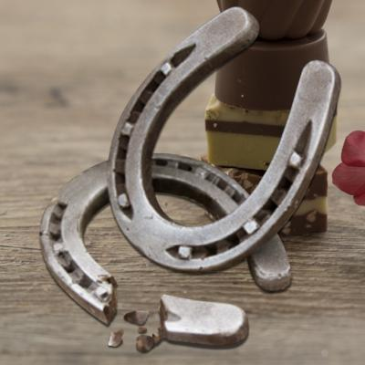 Chocolate Horse Shoe