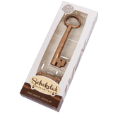 Chocolate Key & Escutcheon