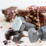 Chocolate Nut & Bolt
