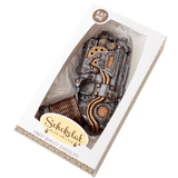 Chocolate Steampunk Gun