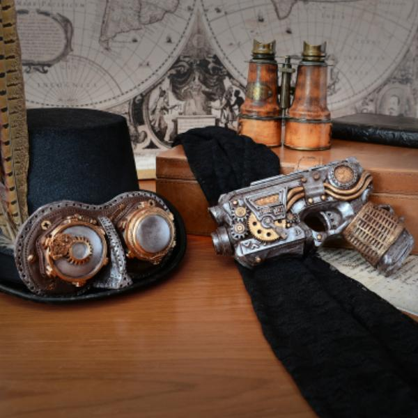 CHOCOLATE STEAMPUNK