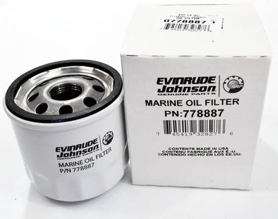 "Oil Filter | 3/4"" x 16 NPT 