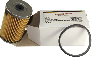 Fuel Filter and Gasket | Part# 0982230 Luber Finer - Marine Products Online