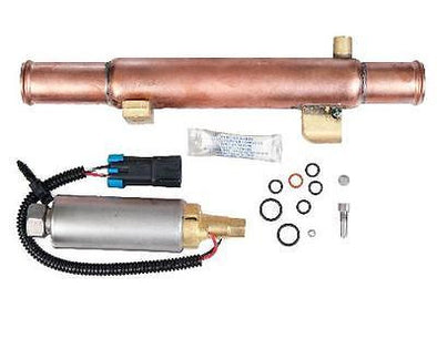 Mercury Mercruiser Quicksilver Fuel Pump Cooler Kit 861156A02 Mercury Mercruiser