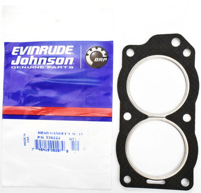 Gasket | Part # 338222 - Marine Products Online
