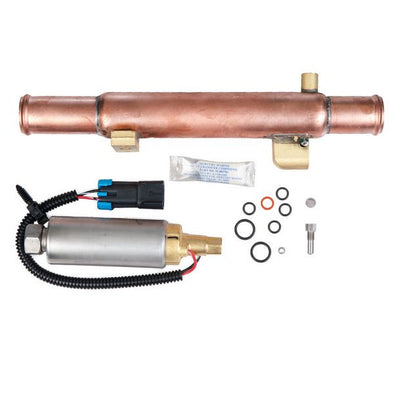 Mercury Mercruiser Quicksilver Fuel Pump Cooler Kit 861156A03 Quicksilver Parts Mercury Mercruiser