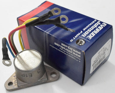 Rectifier & Regulator Assembly | 4 Wire | 4-5 Amp 0581778 | 0582304 | 0581366 - Marine Products Online